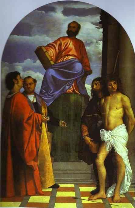 titian_st_mark_enthroned_with_saints_c1510
