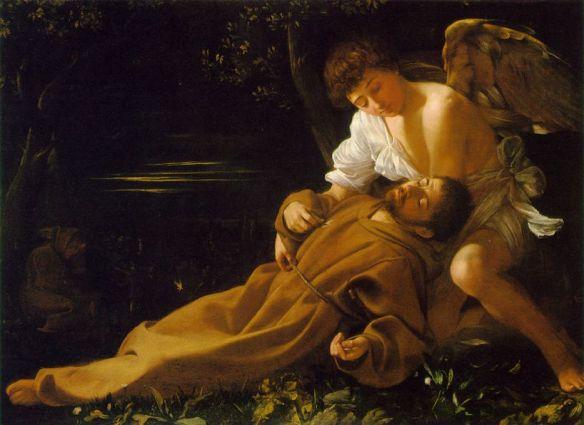 caravaggio_stigmatizing_of_saint_francis