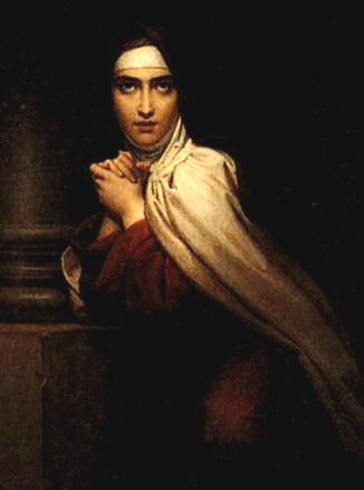 teresa_of_avila by gerard