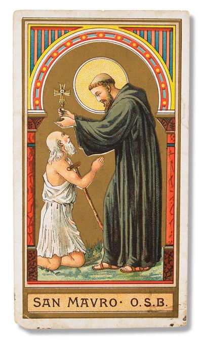 Patron saint of colds
