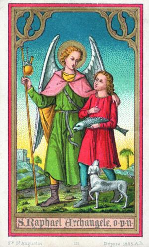 Novena to st raphael the archangel