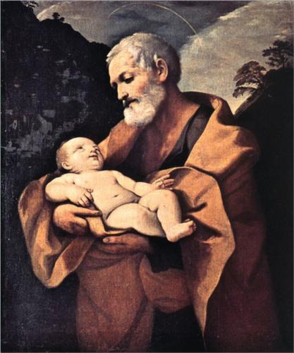 saint joseph guido reni