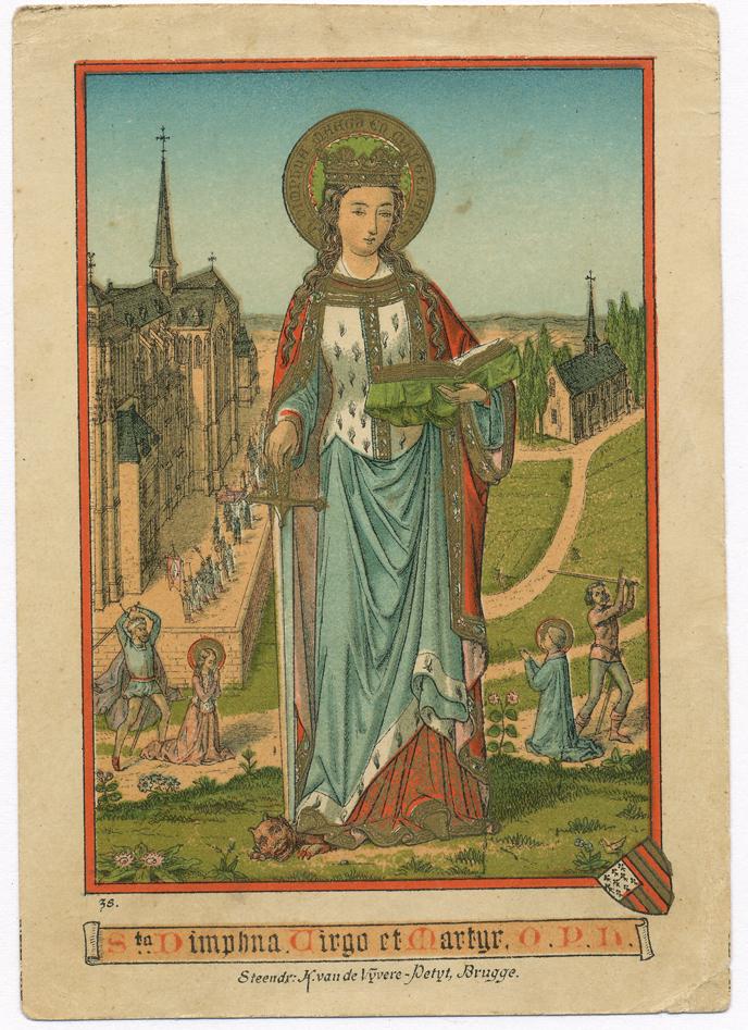 Feast of St. Dymphna