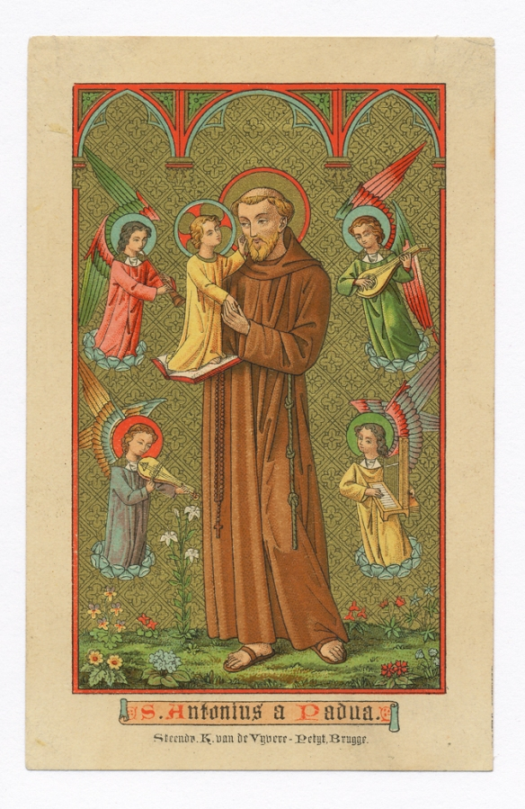 St. Antonius a Paduasmall