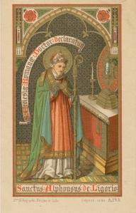 Sanctus Alphonsus de Ligorio
