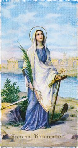 Novena to Saint Philomena
