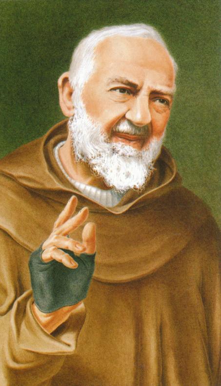 Feast Of Padre Pio Novena Com