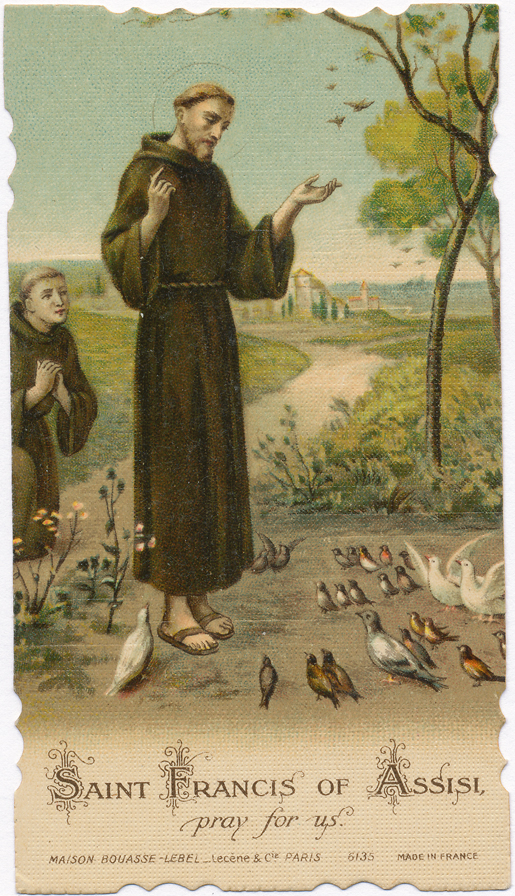 an analysis of the topic of the saint francis of assisi Saint francis of assisi and the cross of christ post by daniel p horan, ofm for francis of assisi , it is the love of god, the self-offering and surrender of control that comes with the incarnation that is at the heart of what it means to talk about the suffering of jesus on the cross.