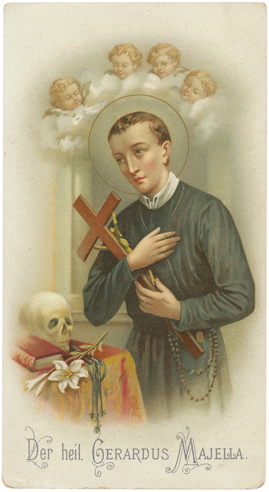 St.Gerald