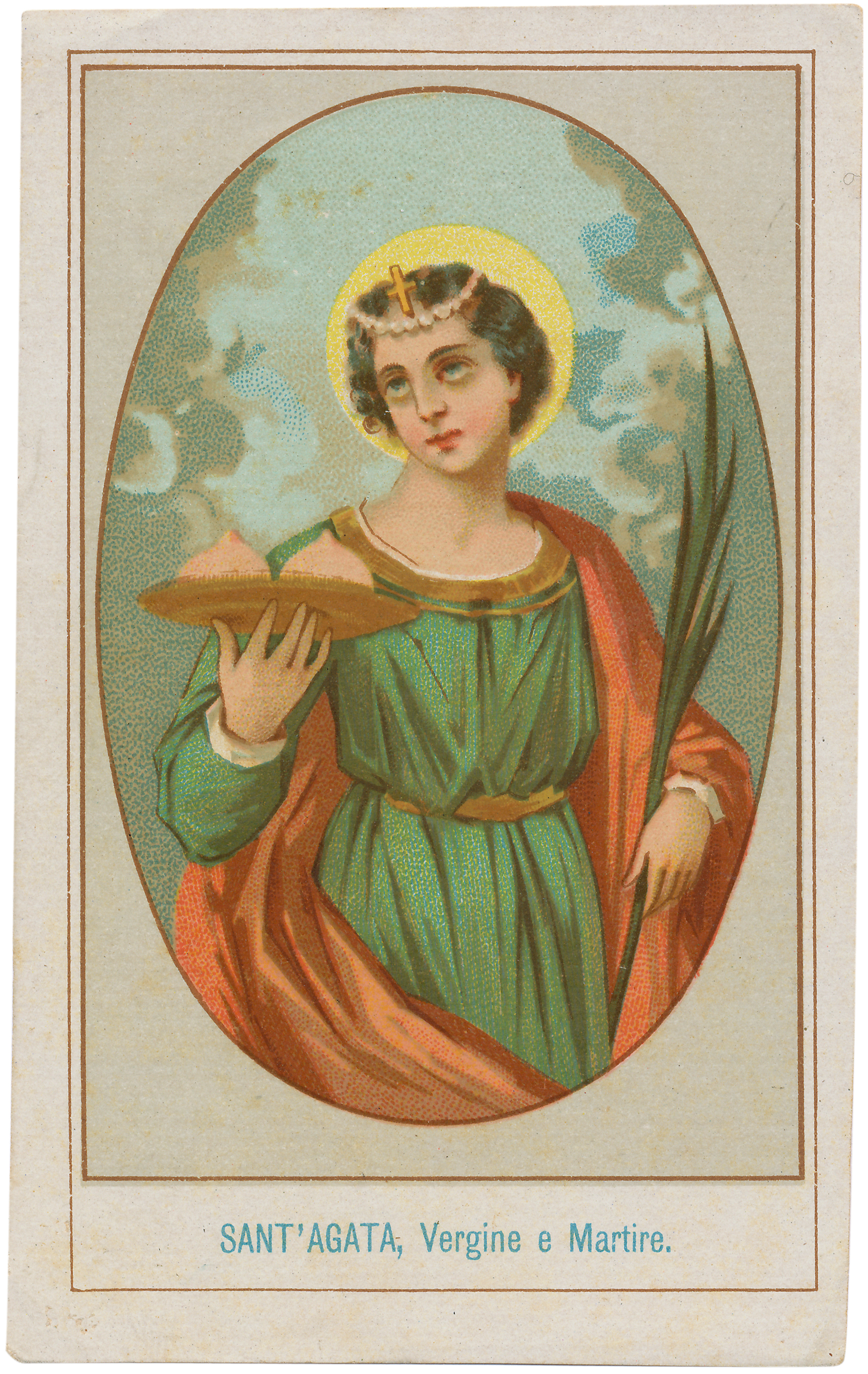 saint agatha single parents St agatha, also known as agatha of sicily, is one of the most highly venerated virgin martyrs of the catholic church it is believed that she was born around 231 in either catania or palermo, sicily .