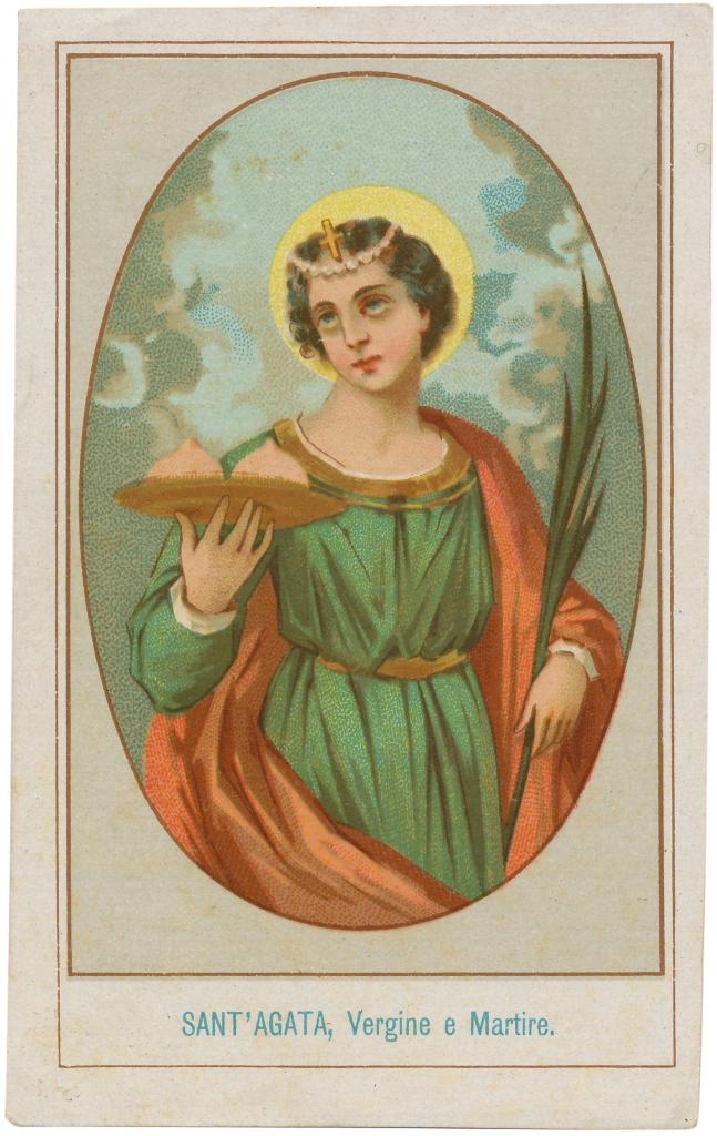 St.Agatha