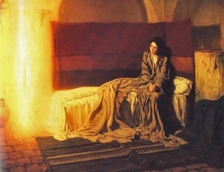 Lady Day: Feast of the Annunciation