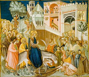 300px-Assisi-frescoes-entry-into-jerusalem-pietro_lorenzetti