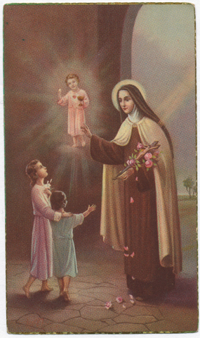 St therese de lisieux novena