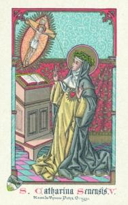 S. Catharina Senensis*