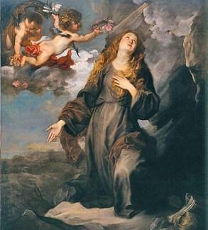Saint Rosalia of Palermo |
